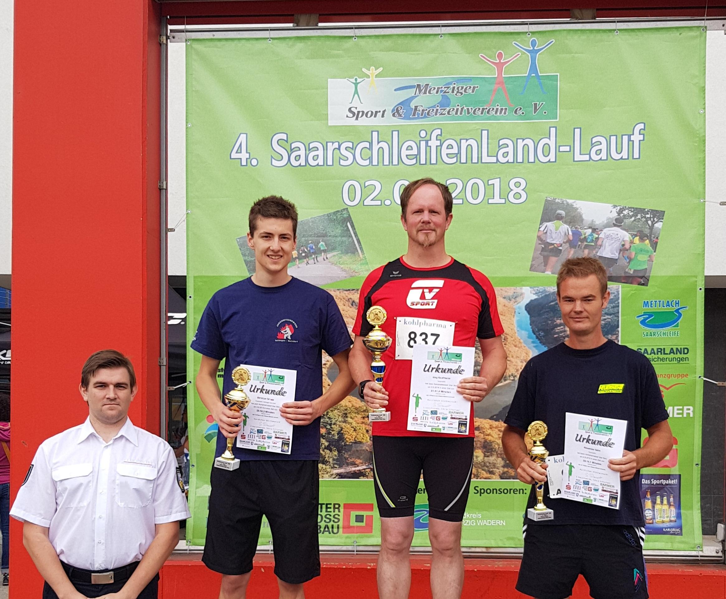 4.Saarschleifenland-Lauf in Merzig